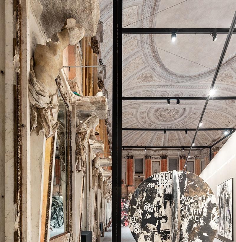03_Emilio Vedova a Palazzo Reale ©Marco Cappelletti per Alvisi Kirimoto