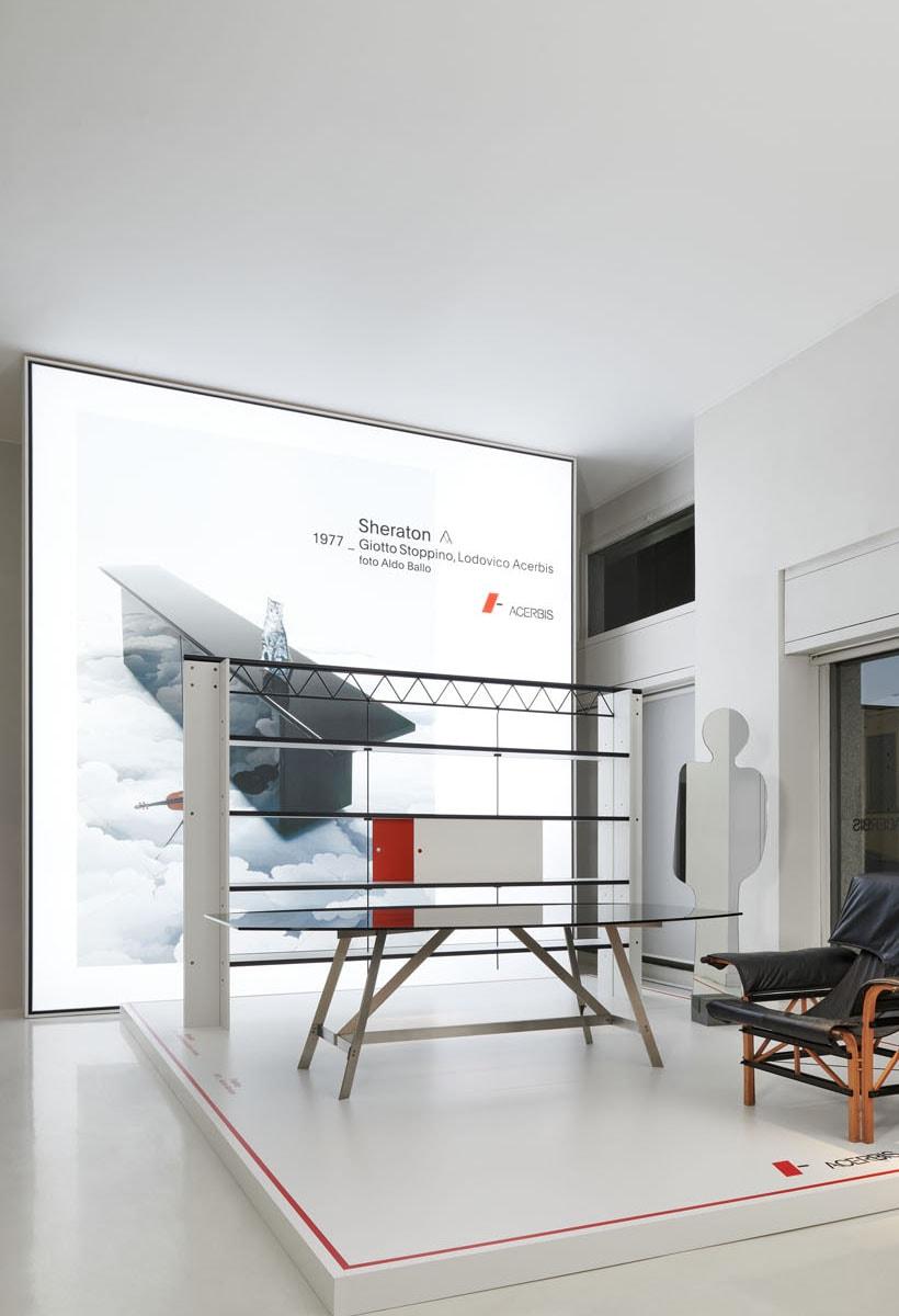 Una casa comune per Acerbis e MDF Italia