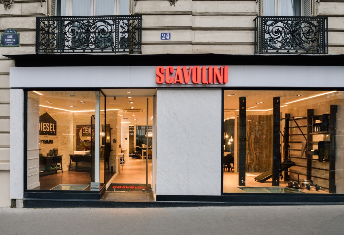 03_SCAVOLINI STORE PARIS Av. Mac Mahon ph.Lola Moser