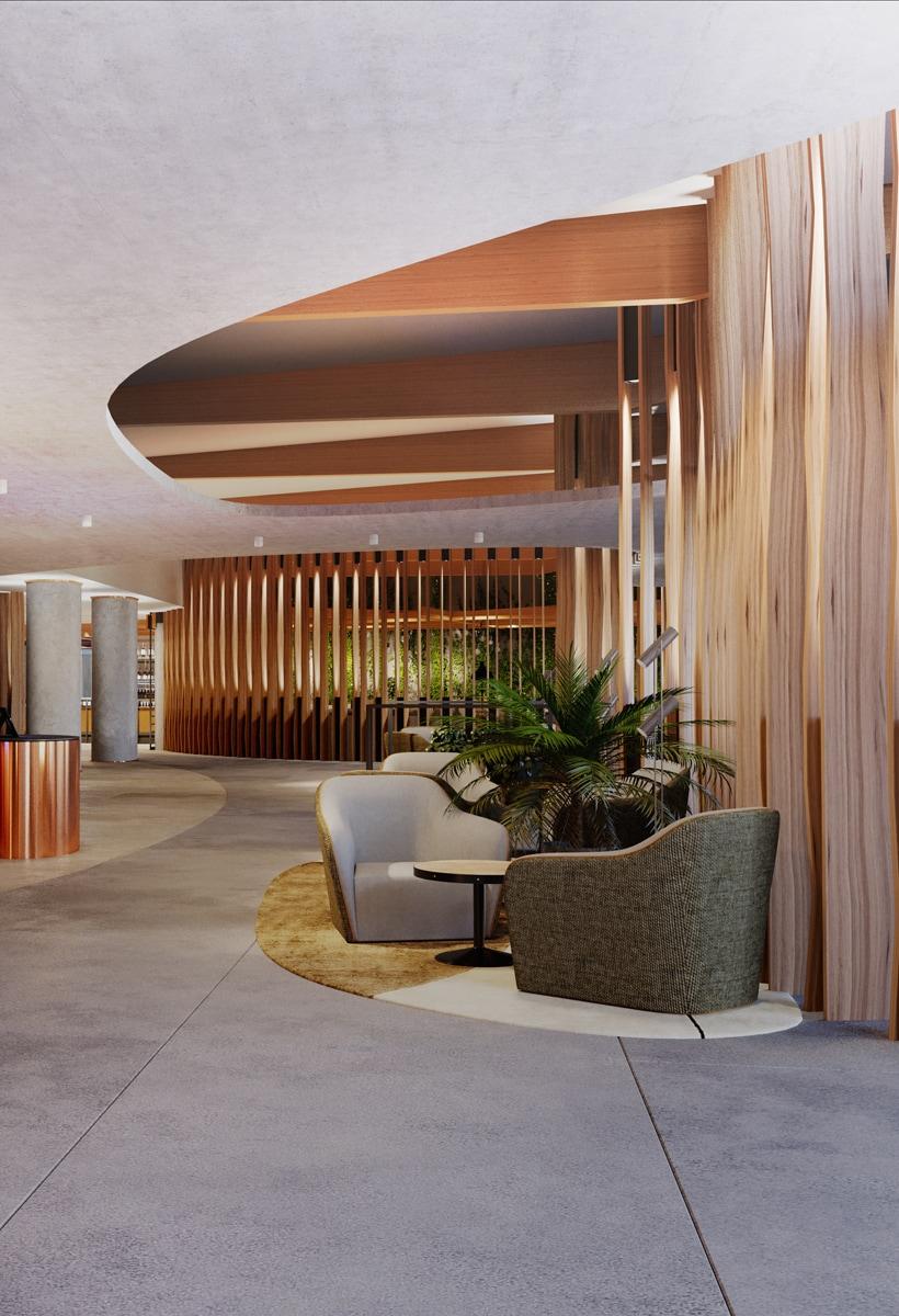 Un nuovo eco-hotel per Bologna
