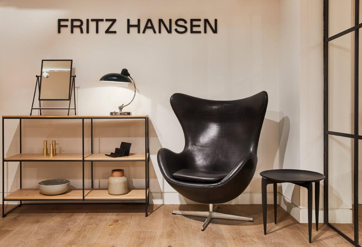 Fritz Hansen showroom in London Clerkenwell 2020 (14)
