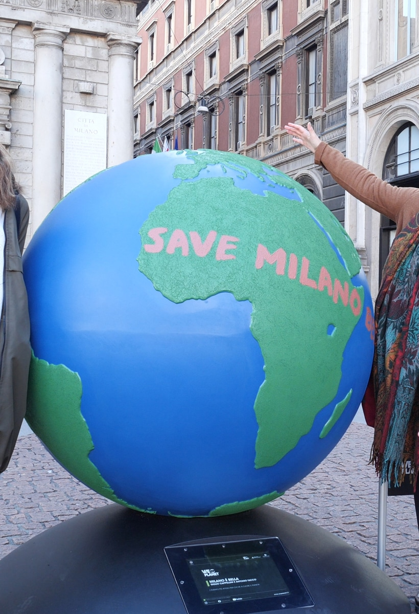 Save Milano Bella