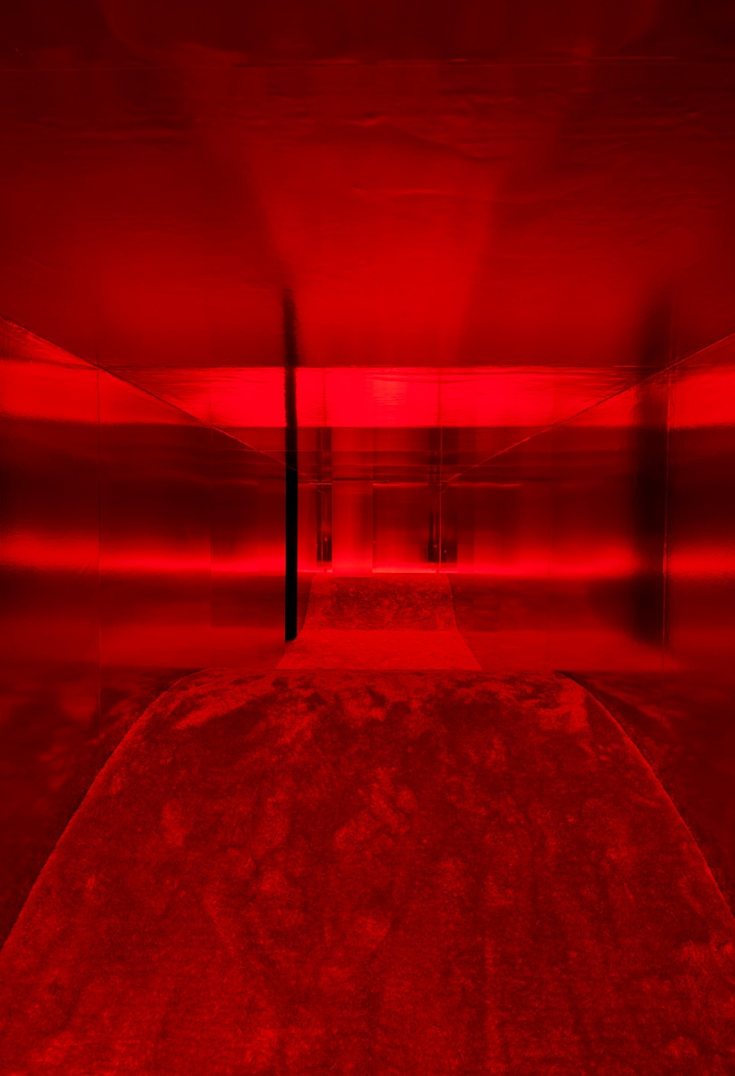 Lucio Fontana. Walking the Space