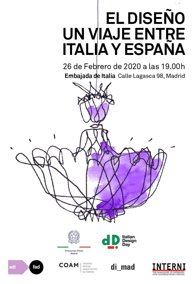 Il design tra Italia e Spagna