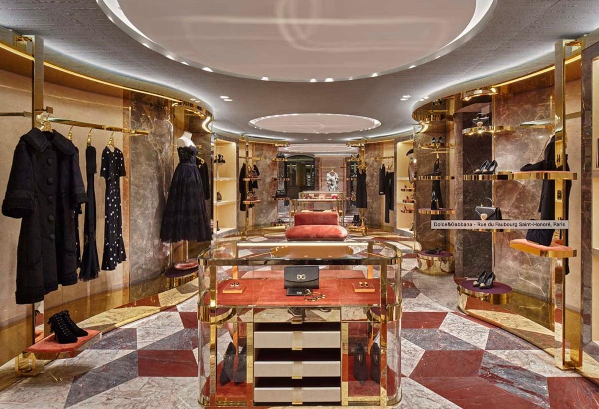 Dolce & Gabbana Parigi
