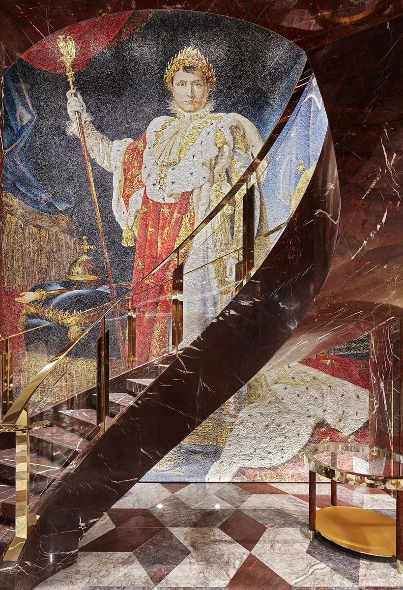 Un tuffo nell'era napoleonica