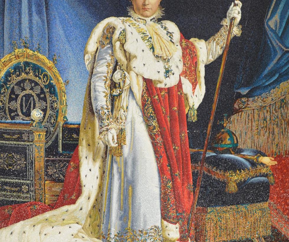 Friul Mosaic lavorazione mosaico Dolce & Gabbana Parigi Napoleone 18.13.40