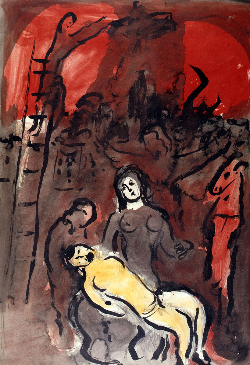 Gauguin, Matisse, Chagall