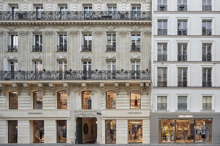 dolce-gabbana-parigi-ruedufaubourgst-4-Courtesy Alessandra Chemollo
