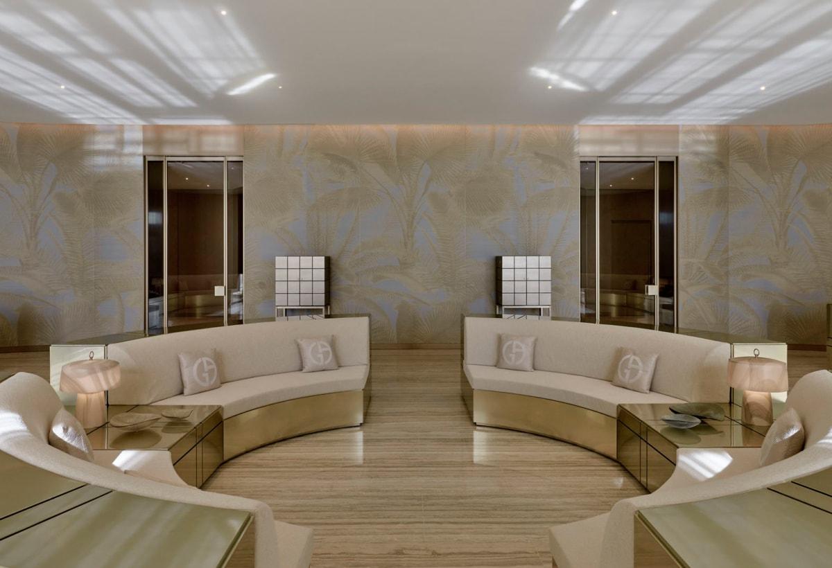 Residences by Armani Casa_Miami_Lounge_ Photographer Federica Bottoli