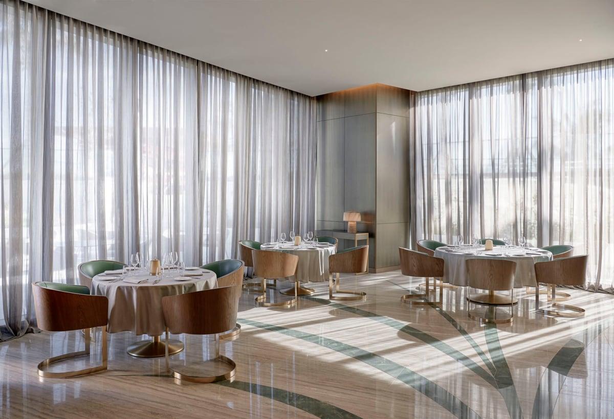 Residences by Armani Casa_Miami_Restaurant_ Photographer Federica Bottoli