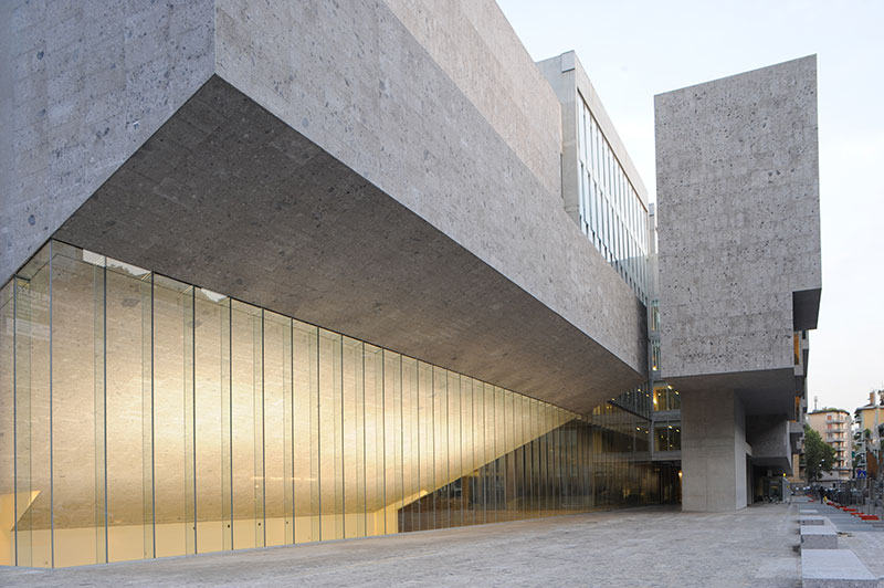 Università Luigi Bocconi, photo courtesy of Federico Brunetti
