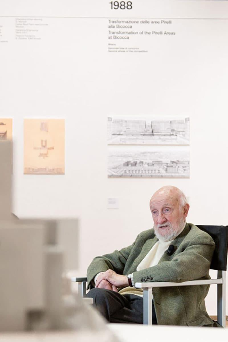 Vittorio Gregotti, l'architetto intellettuale