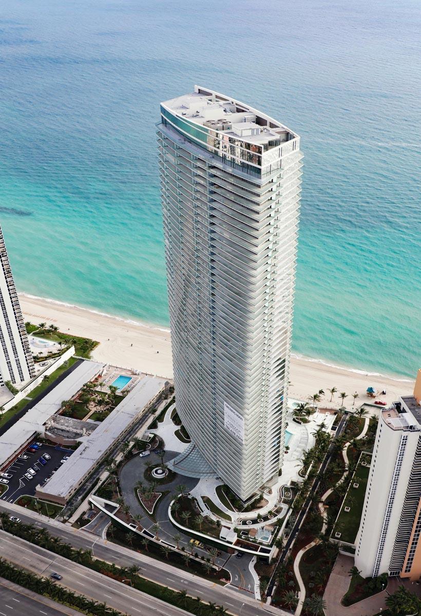 Stile Armani a Miami