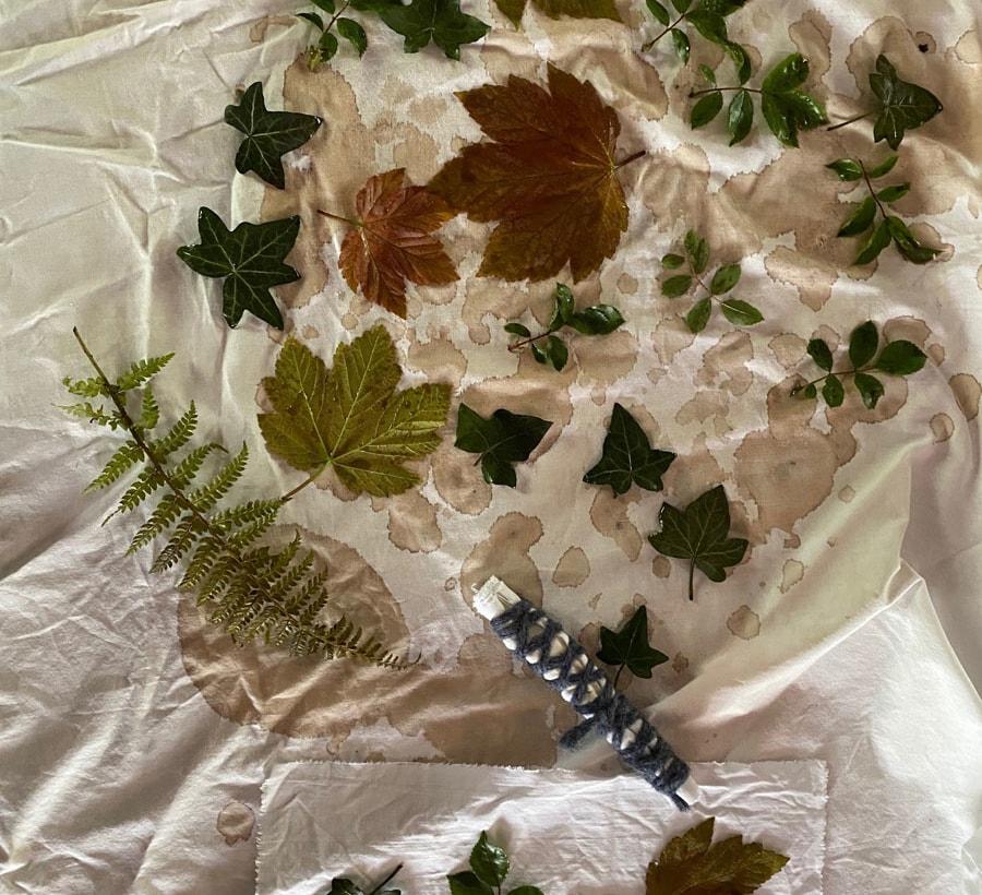 Chiara Maspero – Tessuti naturali – studio 10