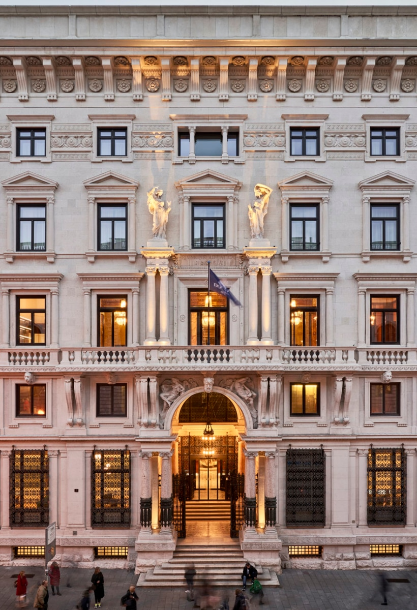 Hotel Doubletree by Hilton a Trieste