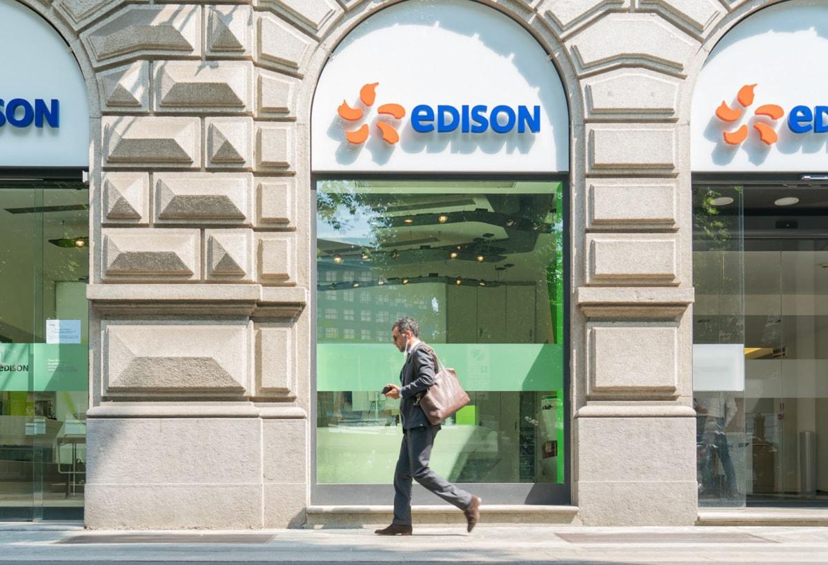 Comunicazione – Energia – Nuova immagine Edison