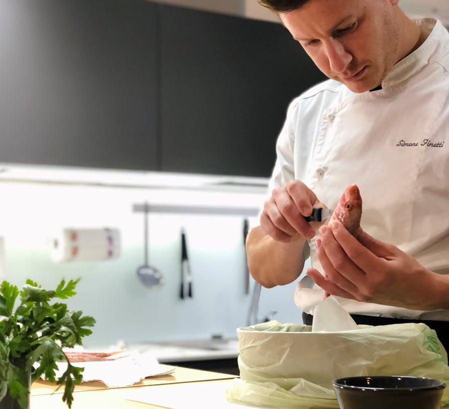 Elica Sunday Tips _Simone Finetti Chef