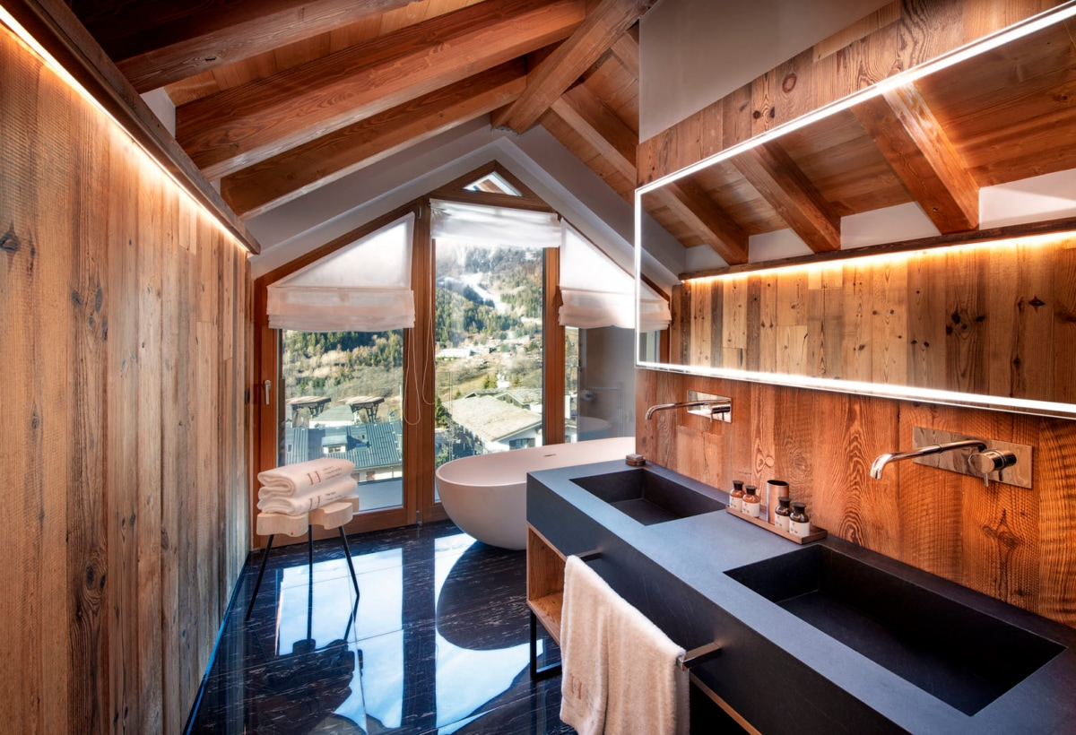 Le Massif_Roof Top Suite_Bathroom