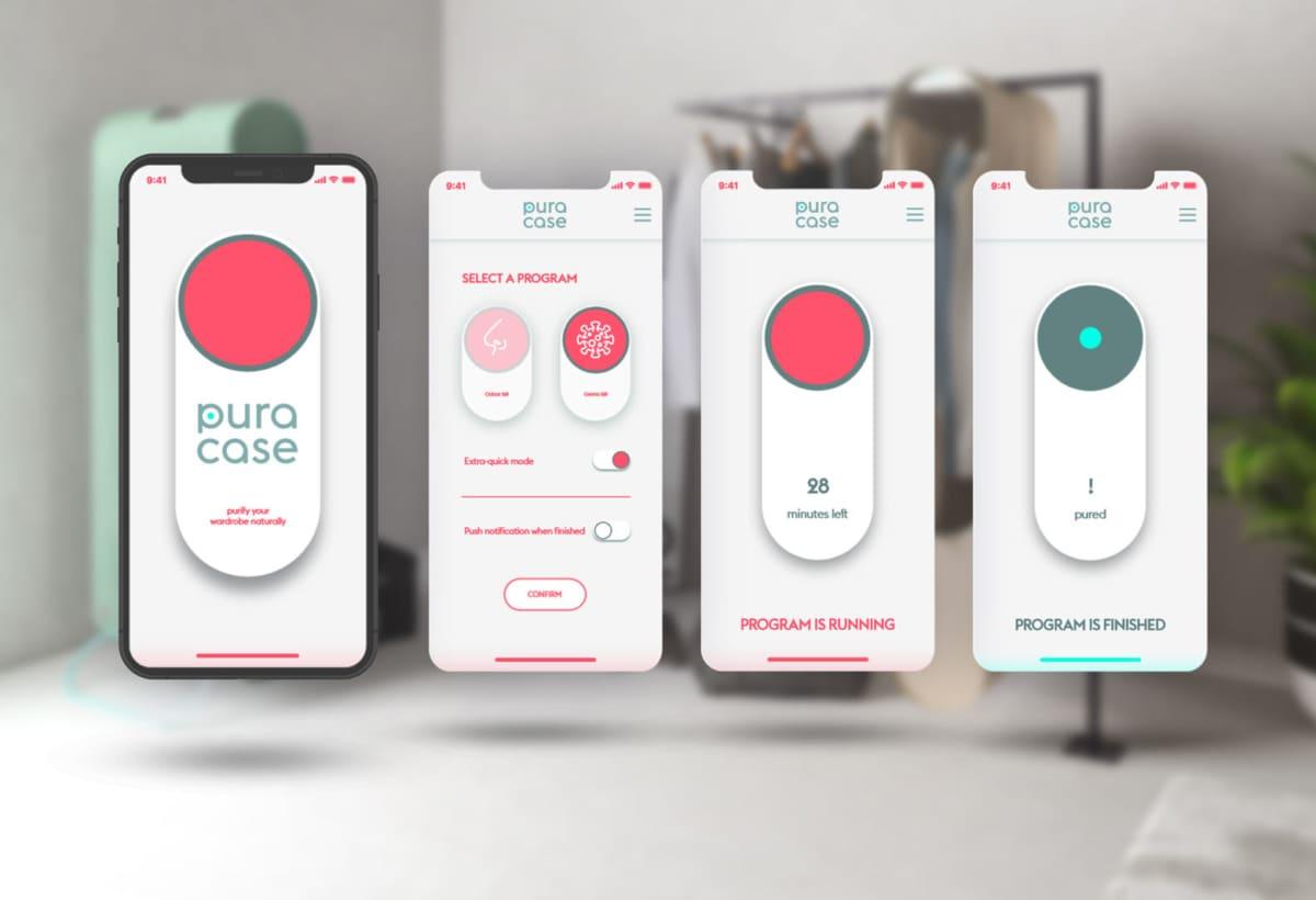 Pura Case_Mobile App