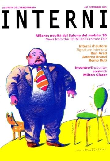 5_Milton Glaser for Interni