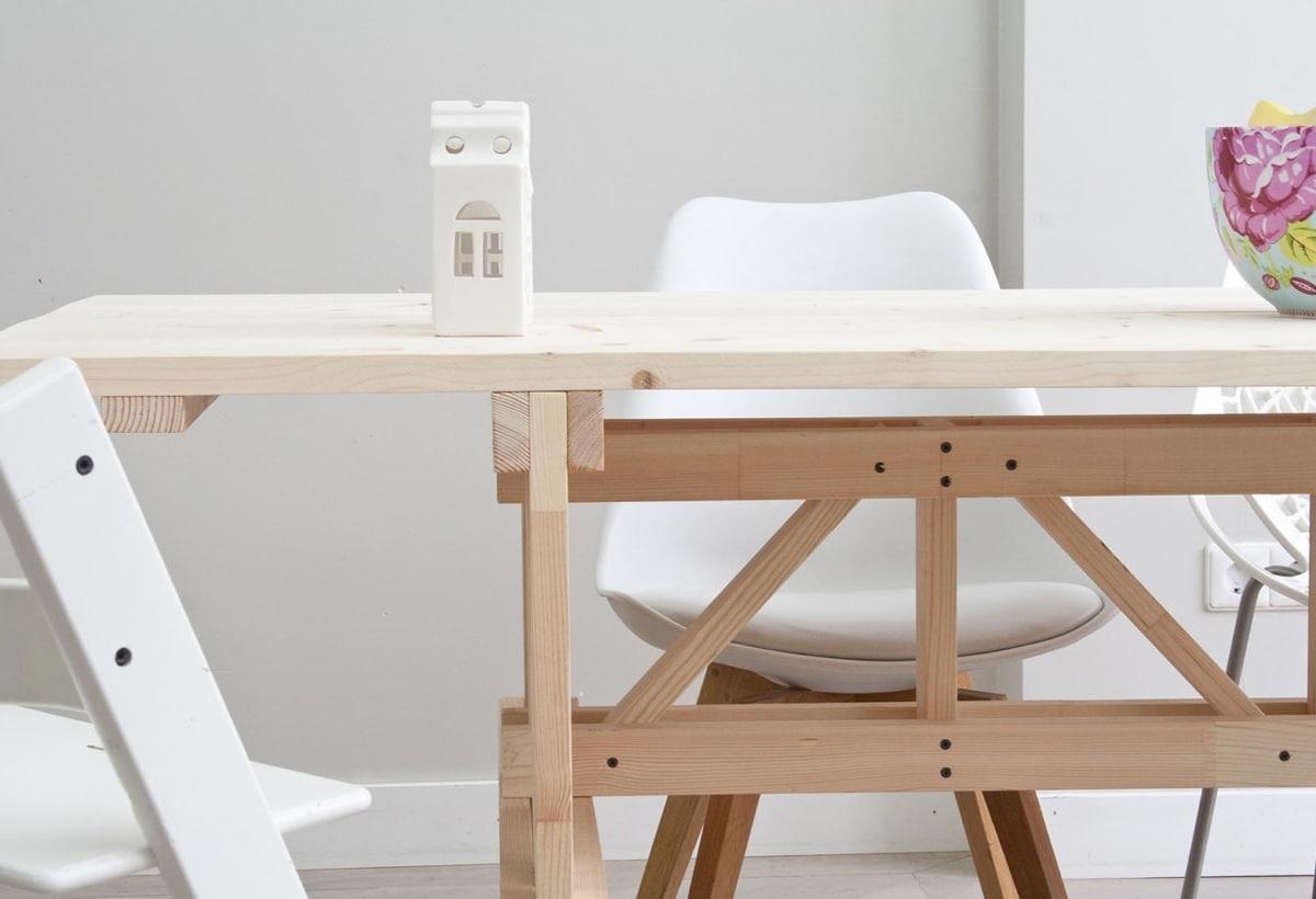 Enzo Mari Dining Table Flatland Design