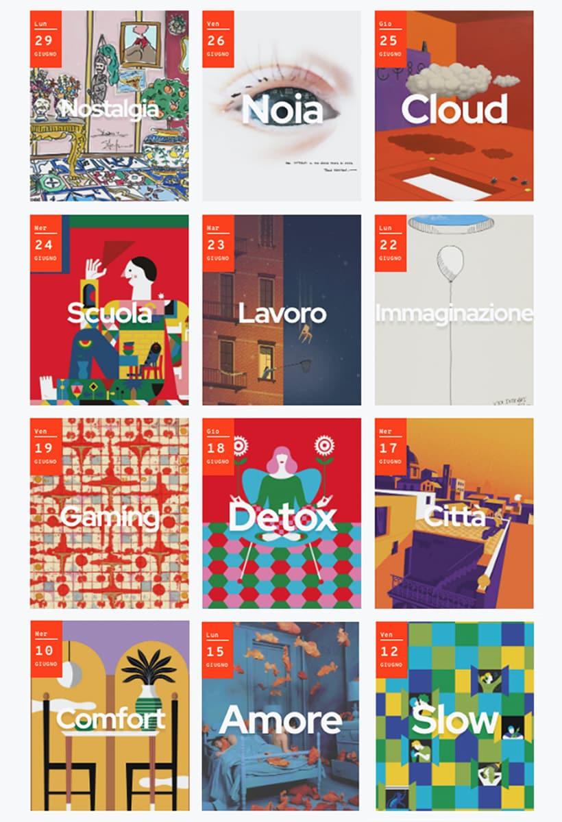 Dal 6 luglio Interni Design Journal diventa settimanale