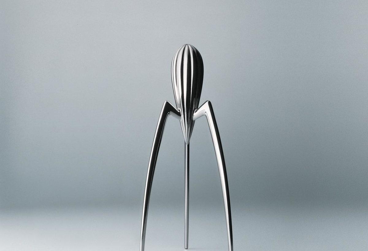 ALESSI_Juicy Salif _design Philippe Starck_1990_ Archivio Alessi