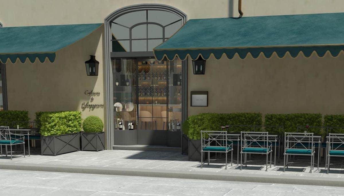 Dehor Il Tornabuoni Hotel by Andrea Auletta (4)