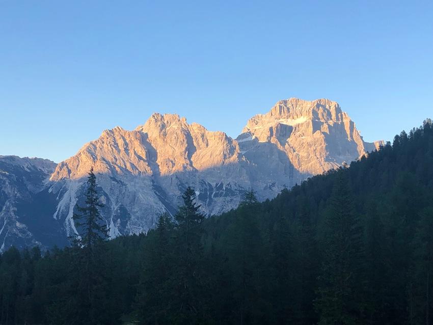 Dolomiti, Cortina 2020.