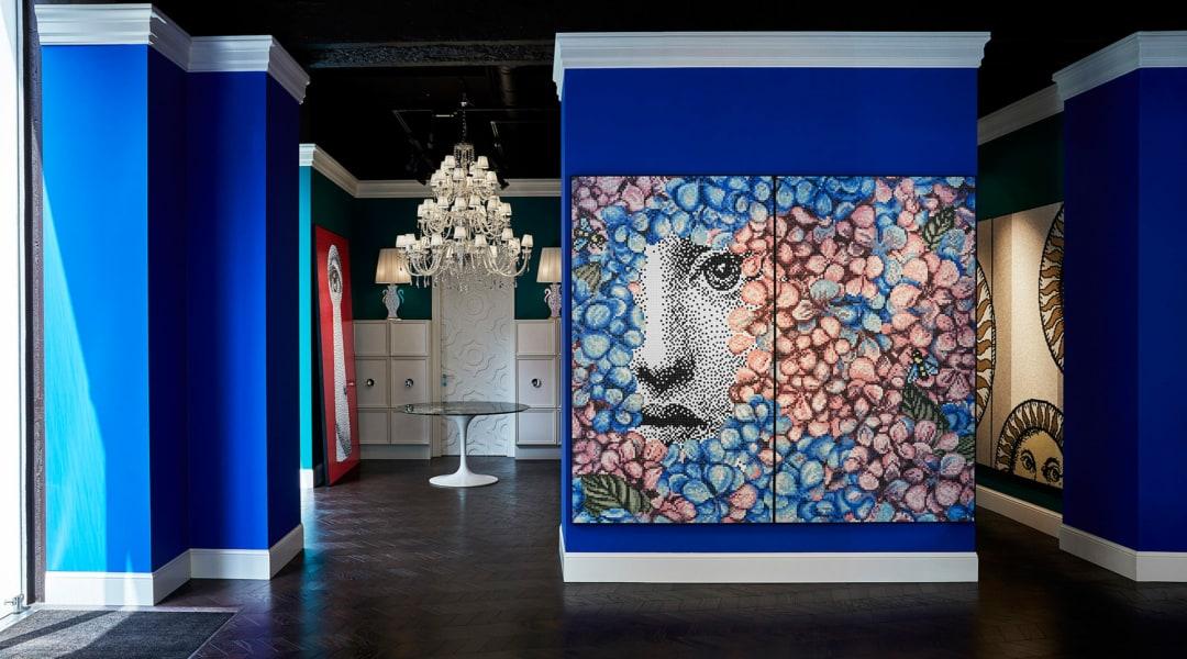 01-Bisazza_Collezione-Fornasetti_design-Fornasetti_Milan-Flagship-Store