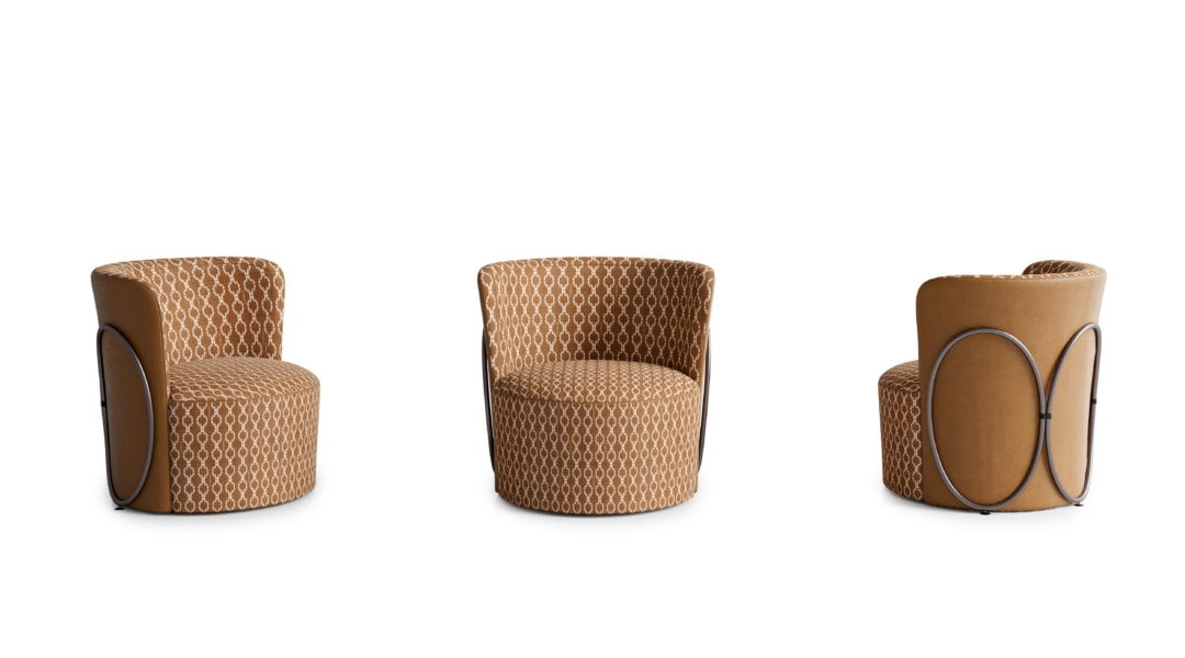 01_TRUSSARDI CASA Oval armchairs Tru Damas