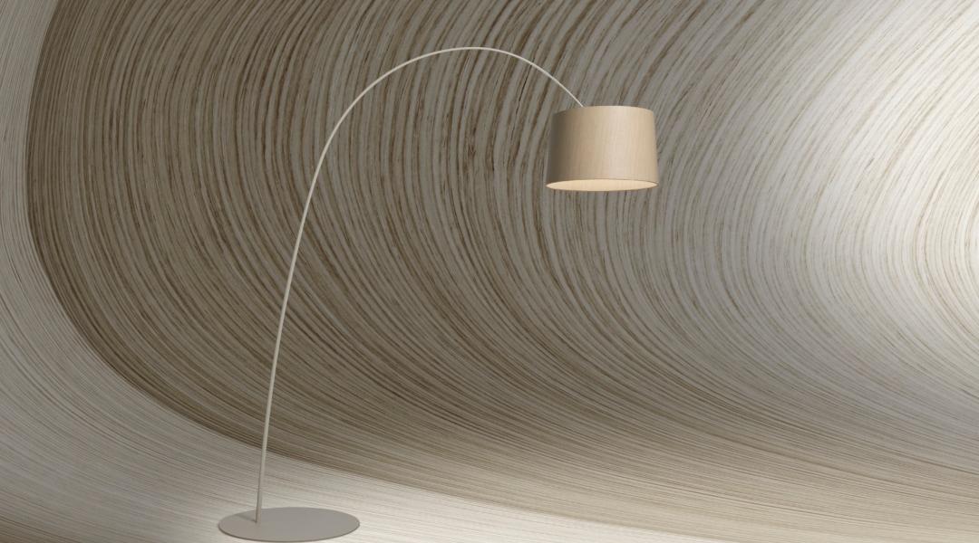 3_Twiggy Wood, lampada da terra, Marc Sadler