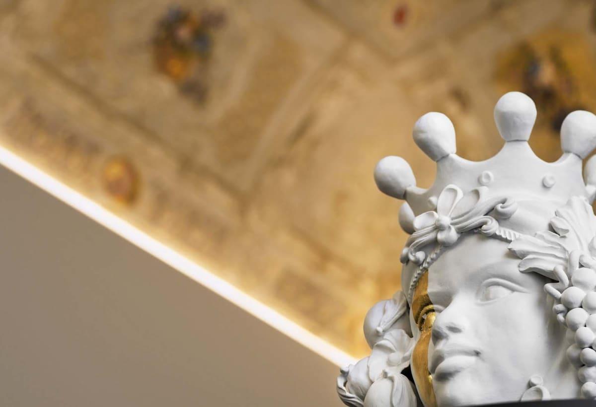 Testa moro foto luxury hotel Gianfranco Guccione