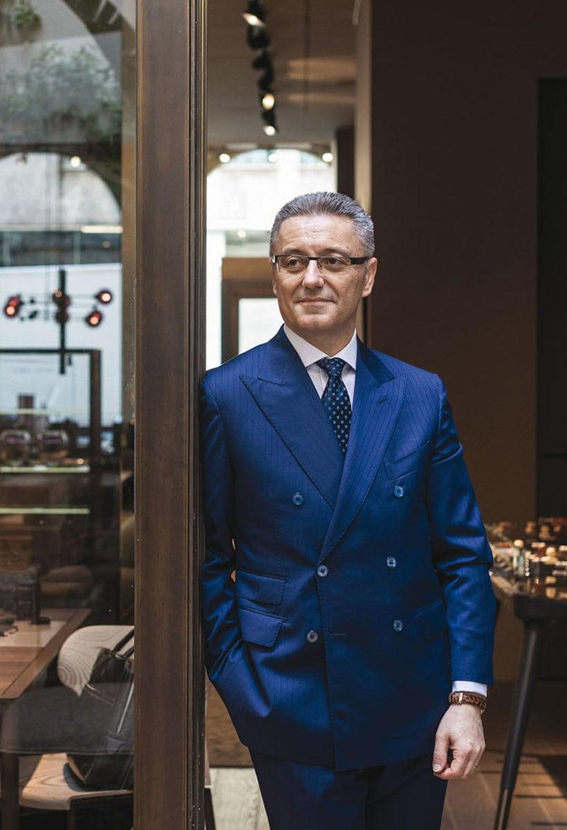 Del Vecchio, CEO Giorgetti: la vera qualità è un valore