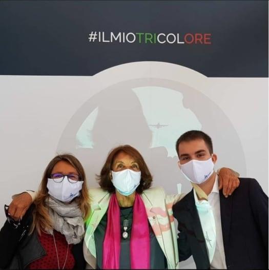 Monica Ravizza, Andreina Boero, Andrea Rupnik Boero
