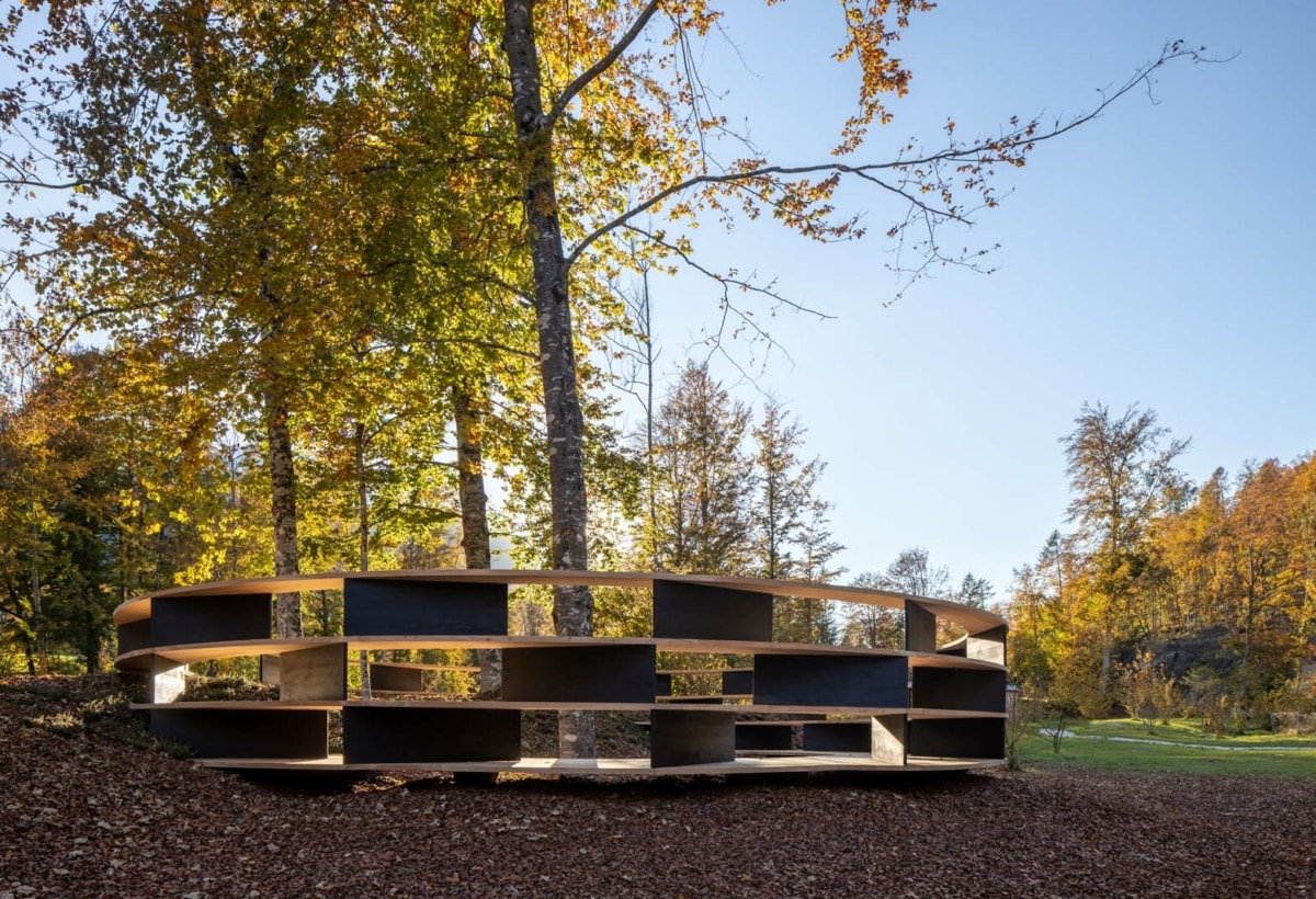 Stefano Boeri – Tree-Room – Arte Sella 2020 – Ph Giacomo Bianchi –5