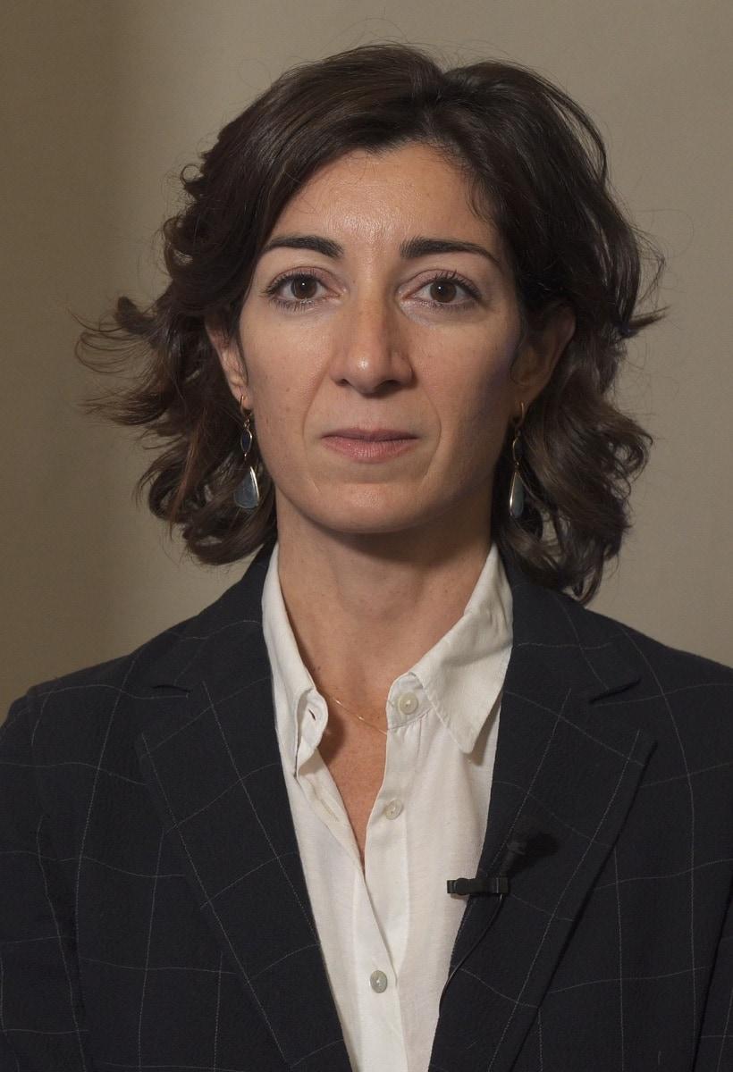 Cristina Tajani, inaugurazione Milano Design Week