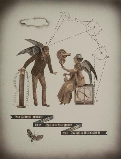 Bruno Munari. La passione per la meccanica servì ad avvicinarli (1930 c.)
