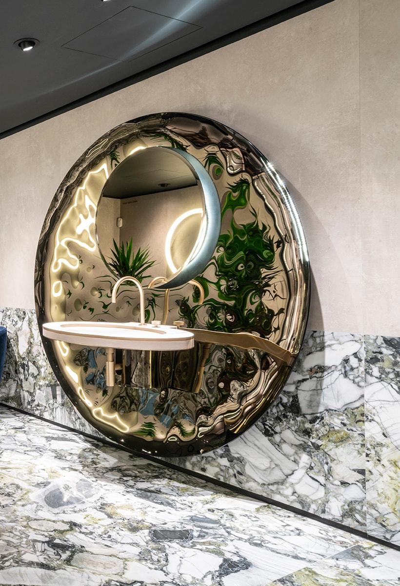 Material, wellness & bathroom