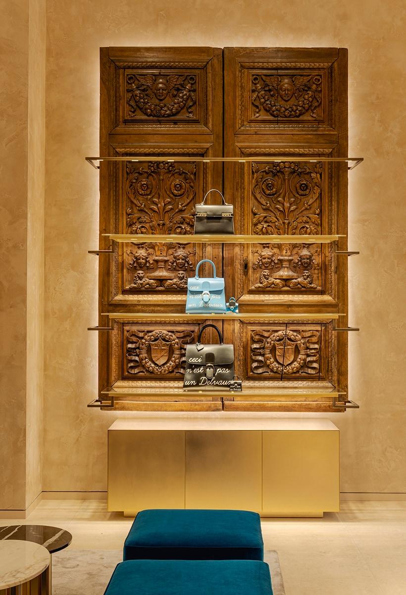 Door heritage