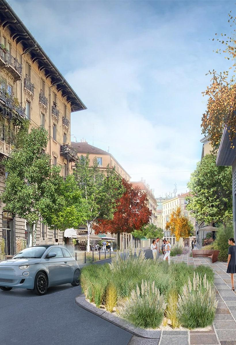 Un impulso alla vita di quartiere