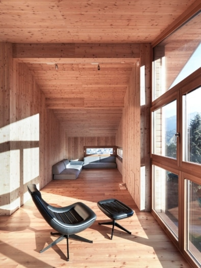 Marlegno & Studio Archos – Zona relax – ∏ Ezio Manciucca