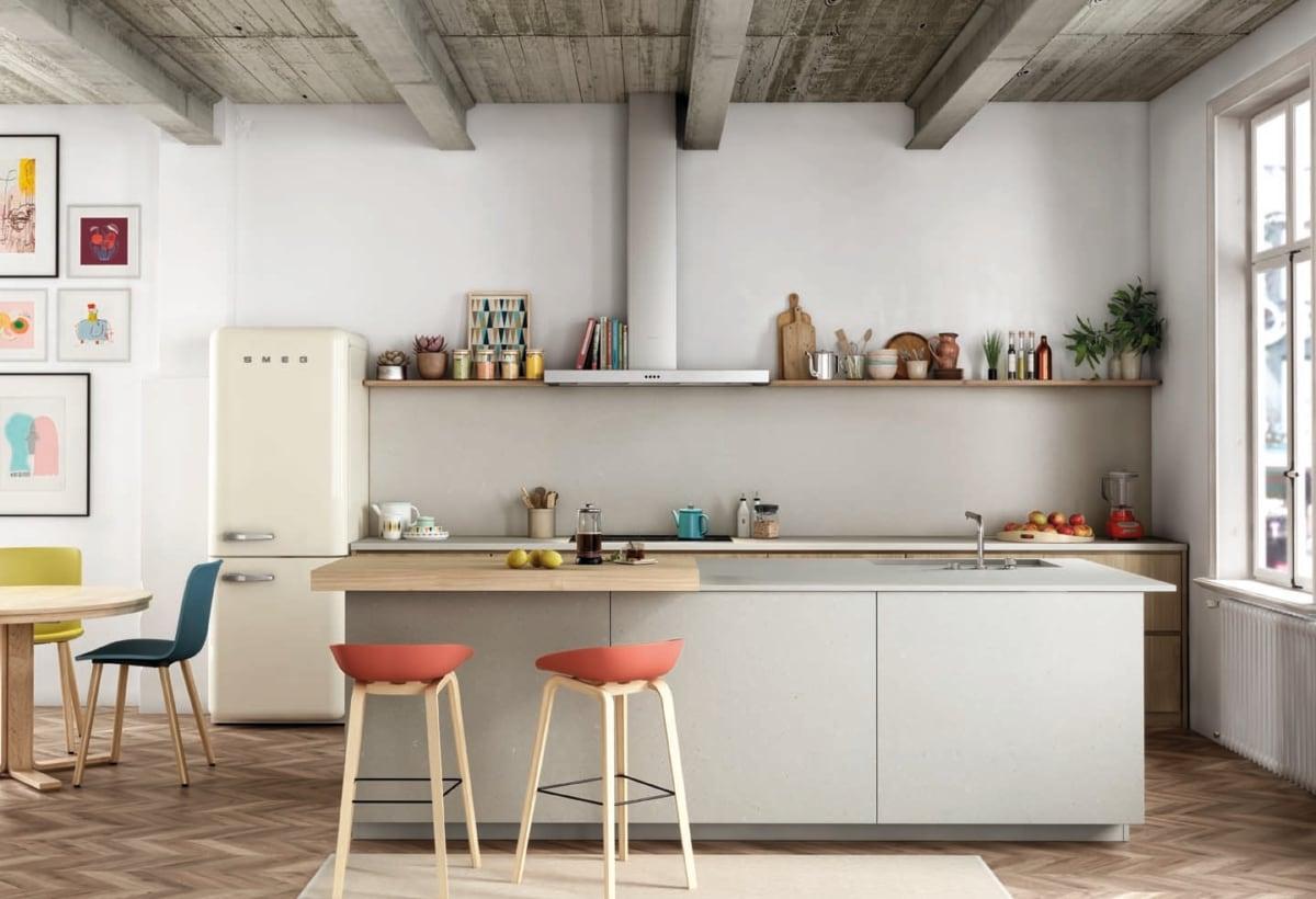 Silestone Kitchen – Loft Camden