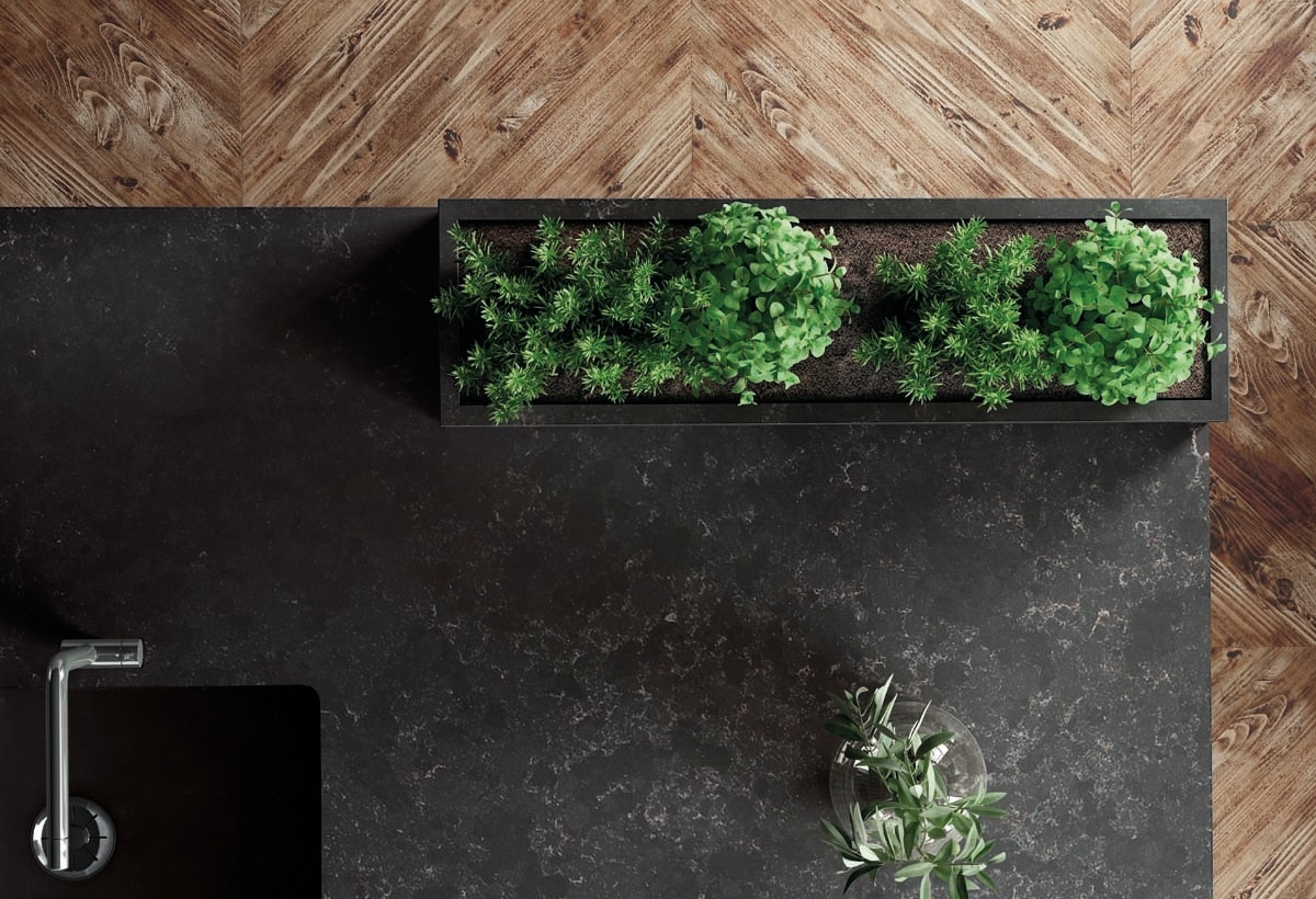 Silestone Kitchen – Loft Corktown