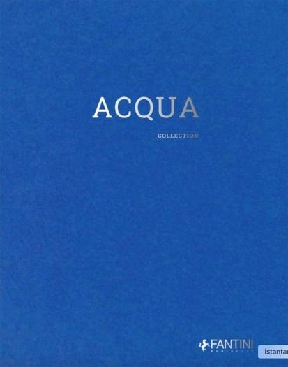 cover Acqua collection by Fantini