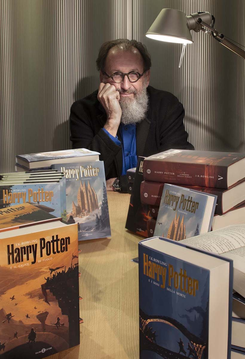 Harry Potter @ the Circle