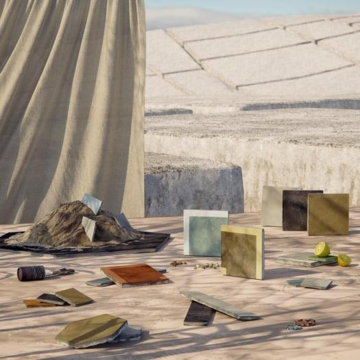 fangoRosa – Cemento – Alberto Burri-min