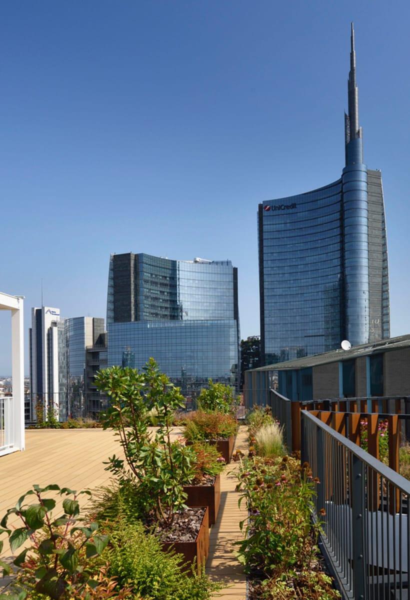 Milano e la milanesità. In Verticale