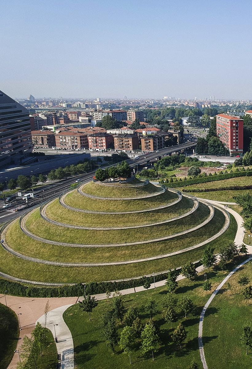 Dagli spazi verdi ai paesaggi urbani